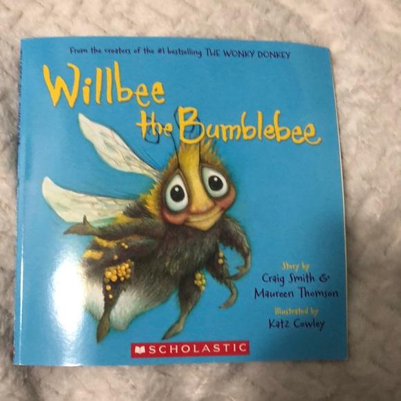 Brand new Willbee the Bumblebee